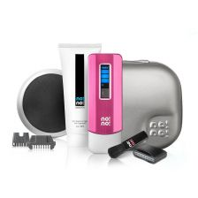 NONO PRO 3 Ladies Hair Removal System Pink
