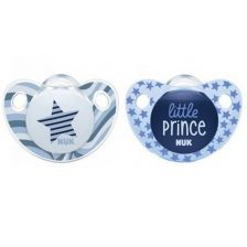 Nuk Adore Silicone Soother 0-6 (2)