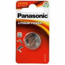 Panasonic Coin Cell Battery CR2450