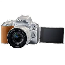 Canon EOS 200D + 18-55mm IS STM Silver Camera