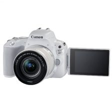Canon EOS 200D + 18-55mm IS STM White
