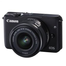 Canon EOS M10 + 15-45mm f5-6.3 IS STM Black Camera
