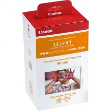 Canon SELPHY Paper/Ink Kit RP-108