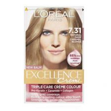 L'Oreal Excellence Creme Blonde Beige 7.31