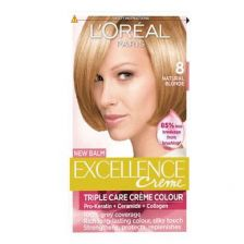 L'Oreal Excellence Creme - Natural Blonde 8