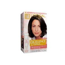 L'Oreal Excellence Creme - Natural Darkest Brown 3