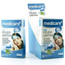Medicare Fever Patches (5 Pack)