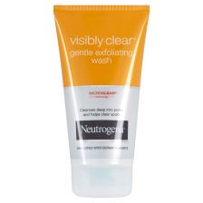 Neutrogena Visibly Clear Exfoliating Wash