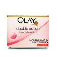 Olay Essentials Double Action Day Cream for Normal to Dry Skin 50ml