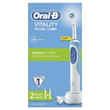 Oral-B Vitality Plus Cross Action Toothbrush