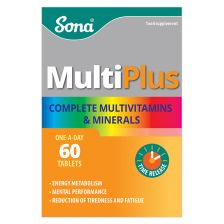 Sona MultiPlus Time Release Tablets (60)