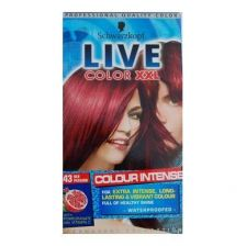Schwarzkopf LC XXL Hair Colour Red Passion 43