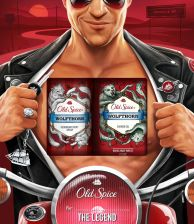 Old Spice Wolfthom Deo Spray And Shower Gel