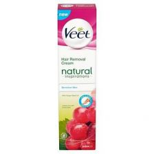 Veet Cream Naturals Sensitive 200Ml
